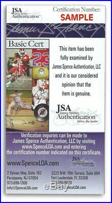 Troy Aikman Hand Signed Autographed Super Bowl Program Dallas Cowboys JSA V53587