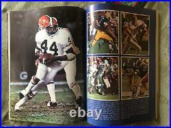 Vintage 1973 Super Bowl VII Program Washington Redskins Vs Dolphins