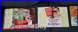 Vintage AAFC Football Program Lot 1947-1949 LA Dons vs Rockets 49ers + Rose Bowl