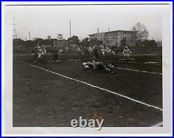 Yokohama Command Occupied Japan Cherry Blossom Bowl Football Game Program 1951